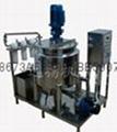 供應小型洗發水生產設備