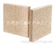 蛭石保温板