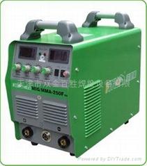 黑金刚系列逆变气体保护焊机MIG/MMA250