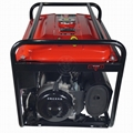 汽油发电机7.5KW220V/380V 电启动 4