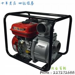 燃油水泵 汽油抽水泵农用抽水机