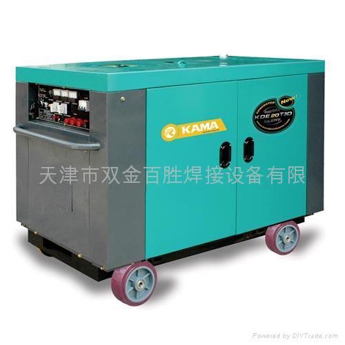 柴油发电机组 1