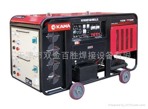 柴油发电机组 2
