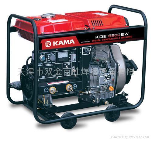 柴油发电电焊机 2