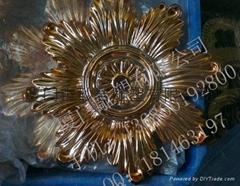Golden Jinhua. GRC of sculpture