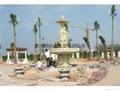 雕塑喷泉 2