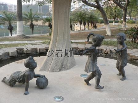 厦门铜雕厦门雕塑 1