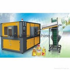 5L oil Bottle Full Automatic PET Blow Molding Machine