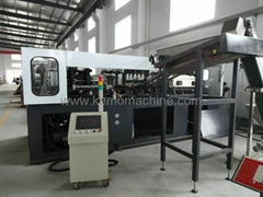 2 cavity 5L oil Bottle Full Automatic Stetch Blow Moulding Machine