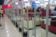 中大型超市防盜器希柯EAS-XE型