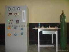 氫氮混合配氣裝置