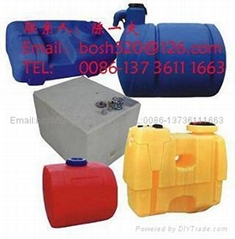 Plastic Fuel Tanks