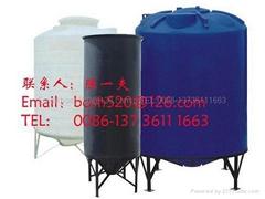 Plastic Cone Bottoms Tanks