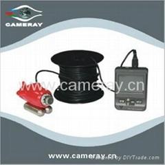CCTV Camera - 50m Underwater CCD Camera System (CM-DWL500C)