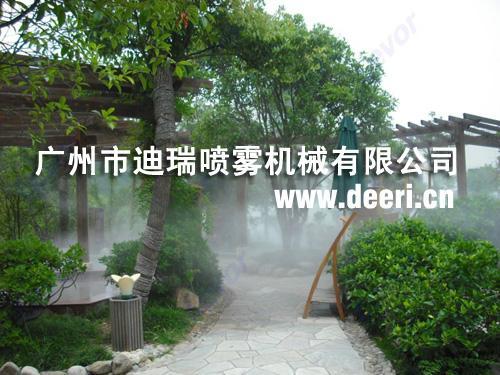 PM2.5城市空氣淨化水霧降塵裝置 3