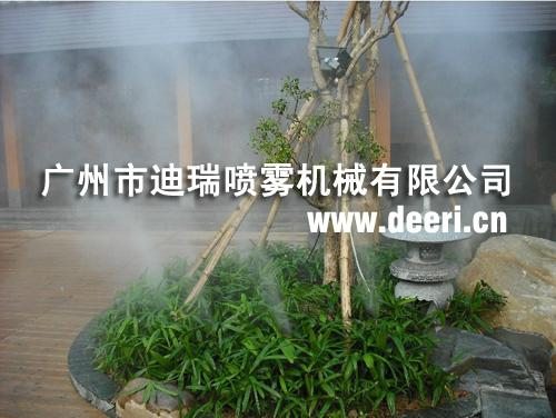 PM2.5城市空氣淨化水霧降塵裝置 4