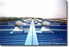 Rooftop Turbine Ventilator