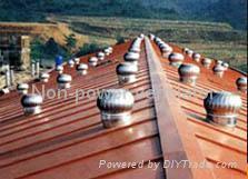 Industrial Rooftop Turbo Ventilator