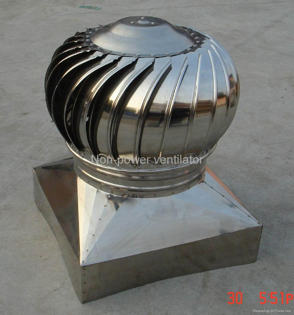 Air Ventilator Home : Rooftop turbine powerless ventilator tg a