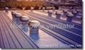 Rooftop Industrial Turbine Ventilators