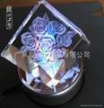 生日礼物水晶内雕礼品 3
