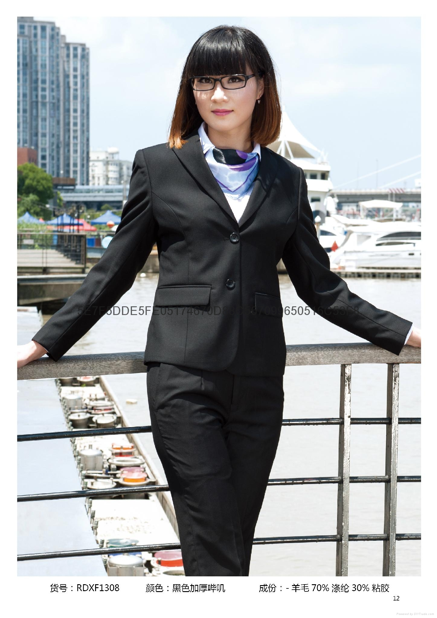 工作服-制服-职业装 5