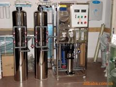 反渗透水处理设备0.5T