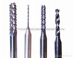 鎢鋼銑刀鑽頭
