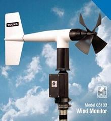 美国RM.YOUNG螺旋桨风速仪05103