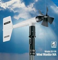 美國RM.YOUNG螺旋槳風速儀05106電流型