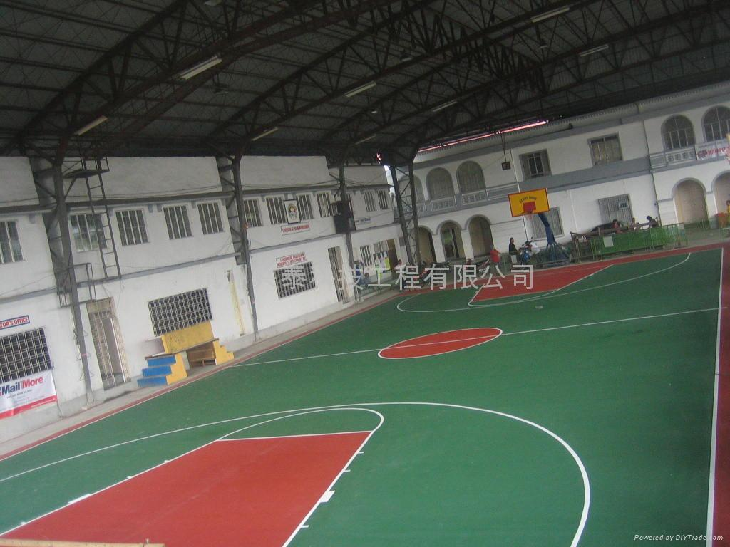 環氧塗裝地坪 2