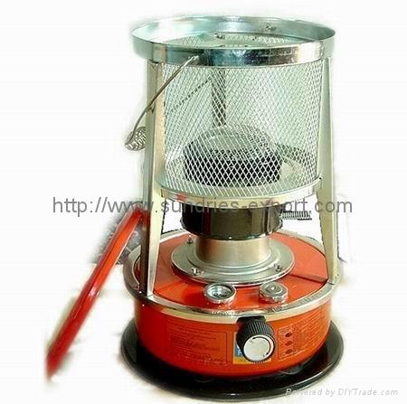 KSP-229DT Kerosene Heater (5.3L)
