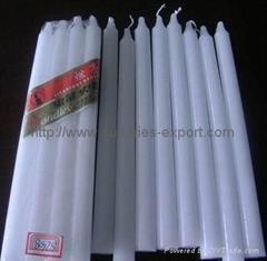 White Candles,Pillar Candles