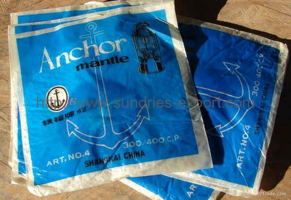 Anchor Brand Gas Mantles (300/400CP)