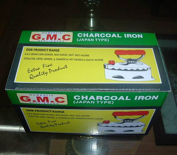Charcoal Irons