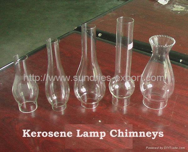 Kerosene Lamp Glass Globes