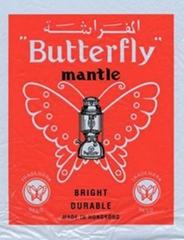 蝴蝶牌紗罩