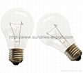 Incandescent Bulbs (E27)