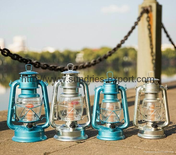 LED Hurricane Lanterns / LED Camping Lanterns