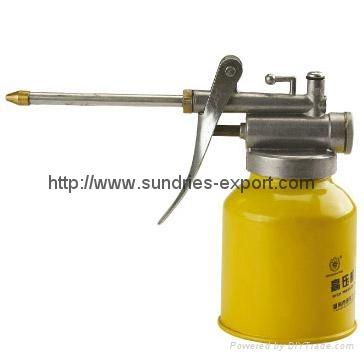QH001 High Pressure Oiler (0.25L)