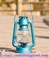 235 LED Hurricane Lantern (245mm,16 LED Bulbs)