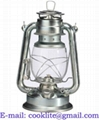 225 Hurricane Lantern - Zinc Finishes