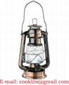 225 Hurricane Lantern - Zinc Finishes
