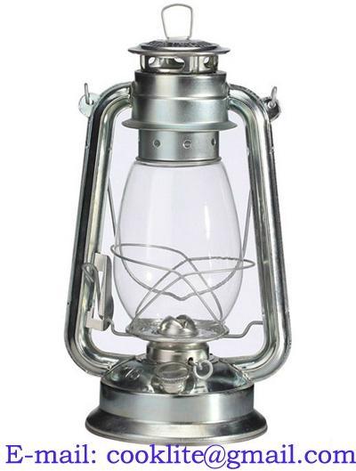215 Hurricane Lantern - Zinc Finishes