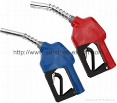 Aluminium Dispensing Diesel Oil Fuel Auto Delivery Nozzle Hose Trigger Gun