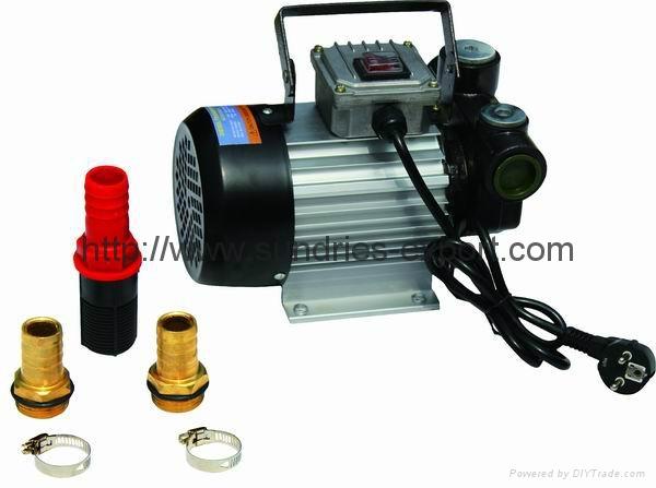 Electric Fuel Pumps For Tractors : V electric diesel transfer pump fuel