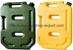Plastic Fuel Can / Plastic Jerry Can / Sand Ladder (10L)