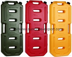 Plastic Jerry Can / Plastic Fuel Tank (20L)