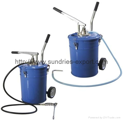 20L Manual Grease Pump / Hand Oil Injector (GT102)