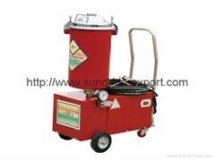 電動黃油機/電動油脂灌裝機(GT039)